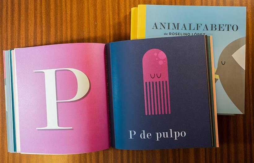 Animalfabeto. Libro para prelectores. 6
