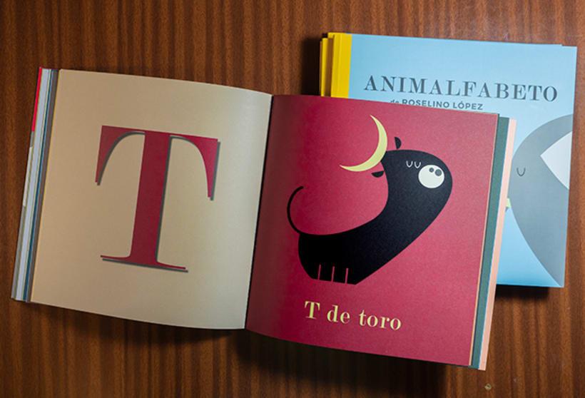 Animalfabeto. Libro para prelectores. 7