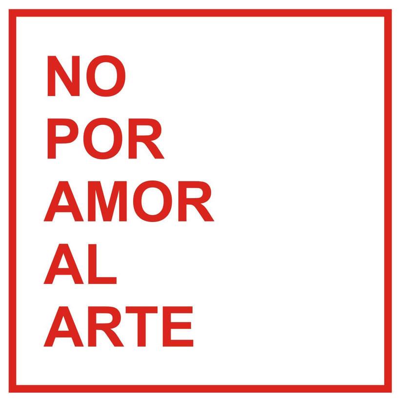 #noporamoralarte, una iniciativa para acabar con el trabajo no remunerado 1