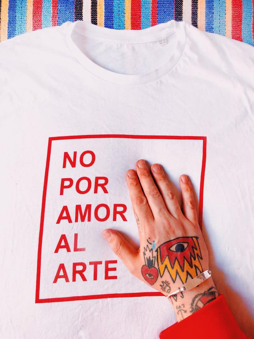 #noporamoralarte, una iniciativa para acabar con el trabajo no remunerado 5