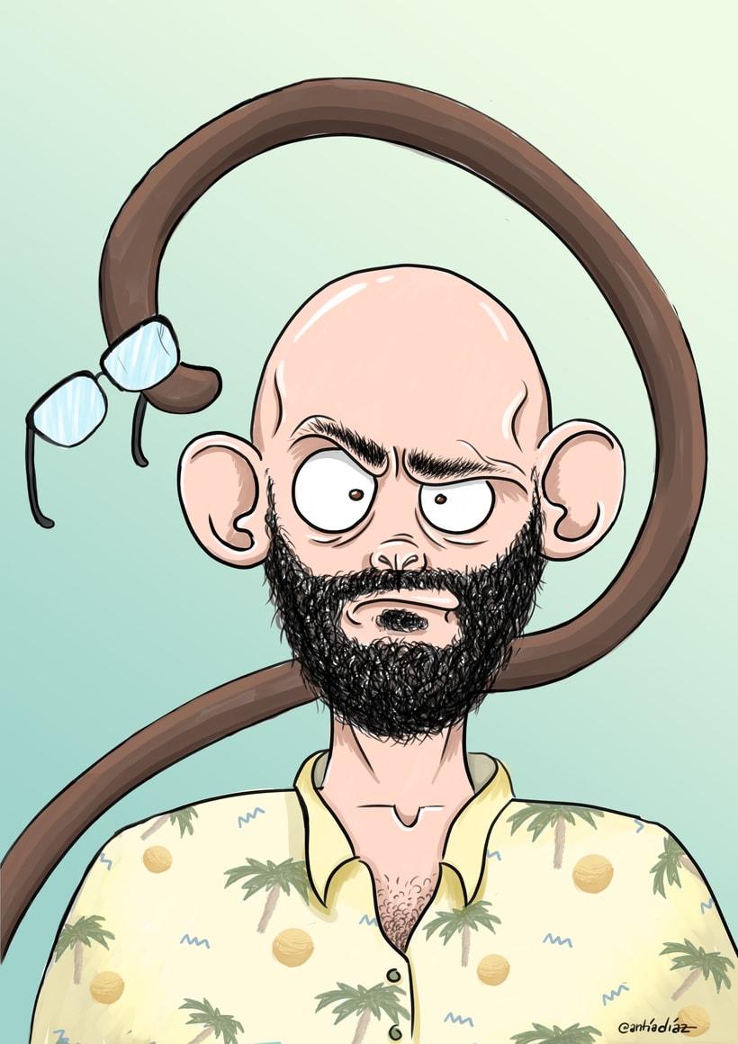 """Raúl """"Monkey"""" Navarro 0"""