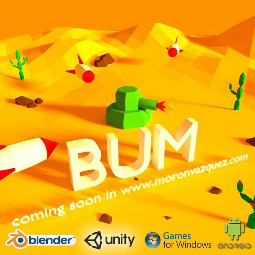 BUM! Futuro juego de Android 1
