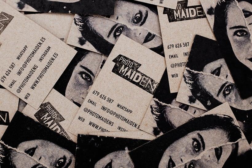 Photo Maiden 5