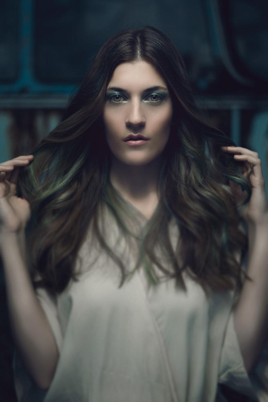 Mi Proyecto del curso: Retoque fotográfico de moda y belleza con Photoshop 2