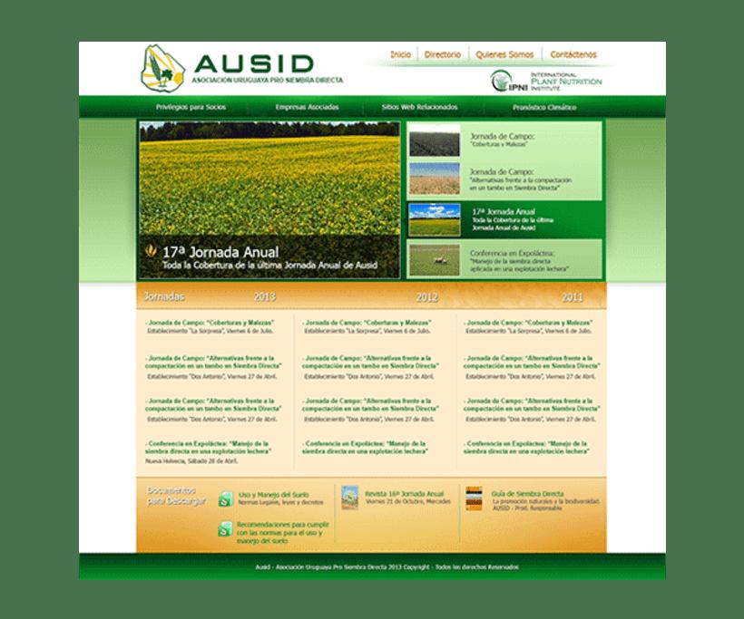 Diseño y Desarrollo Web - Web Design 2