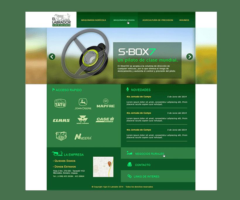 Diseño y Desarrollo Web - Web Design 3