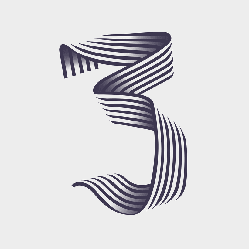 Numberism_36 Days Of Type #05 5