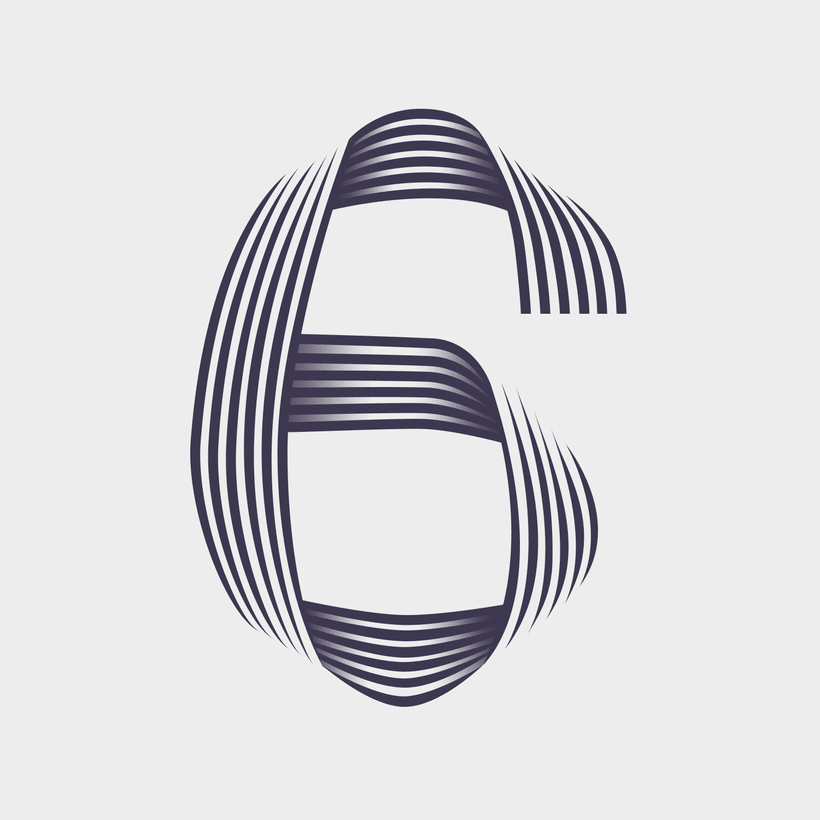 Numberism_36 Days Of Type #05 8