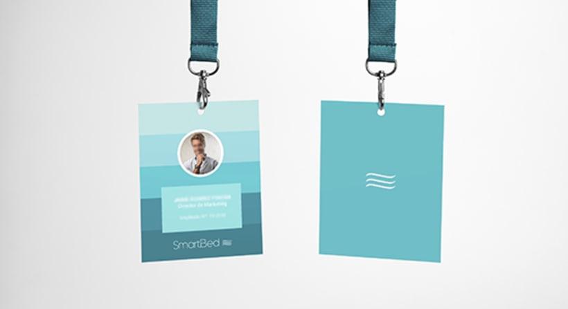 Branding e identidad corporativa - SmartBed Company 8