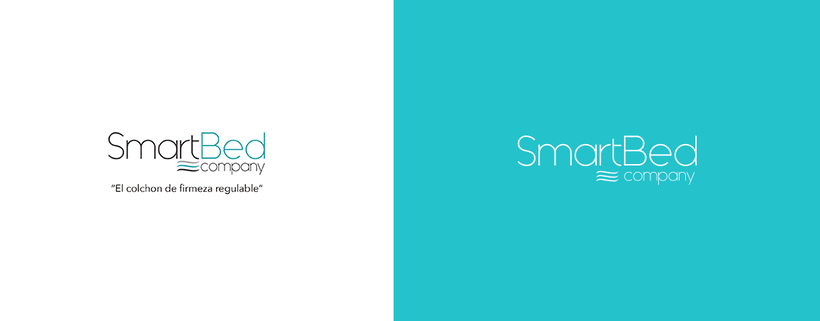 Branding e identidad corporativa - SmartBed Company 0