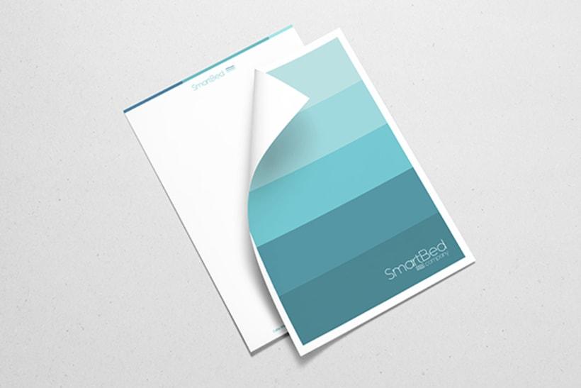 Branding e identidad corporativa - SmartBed Company 11