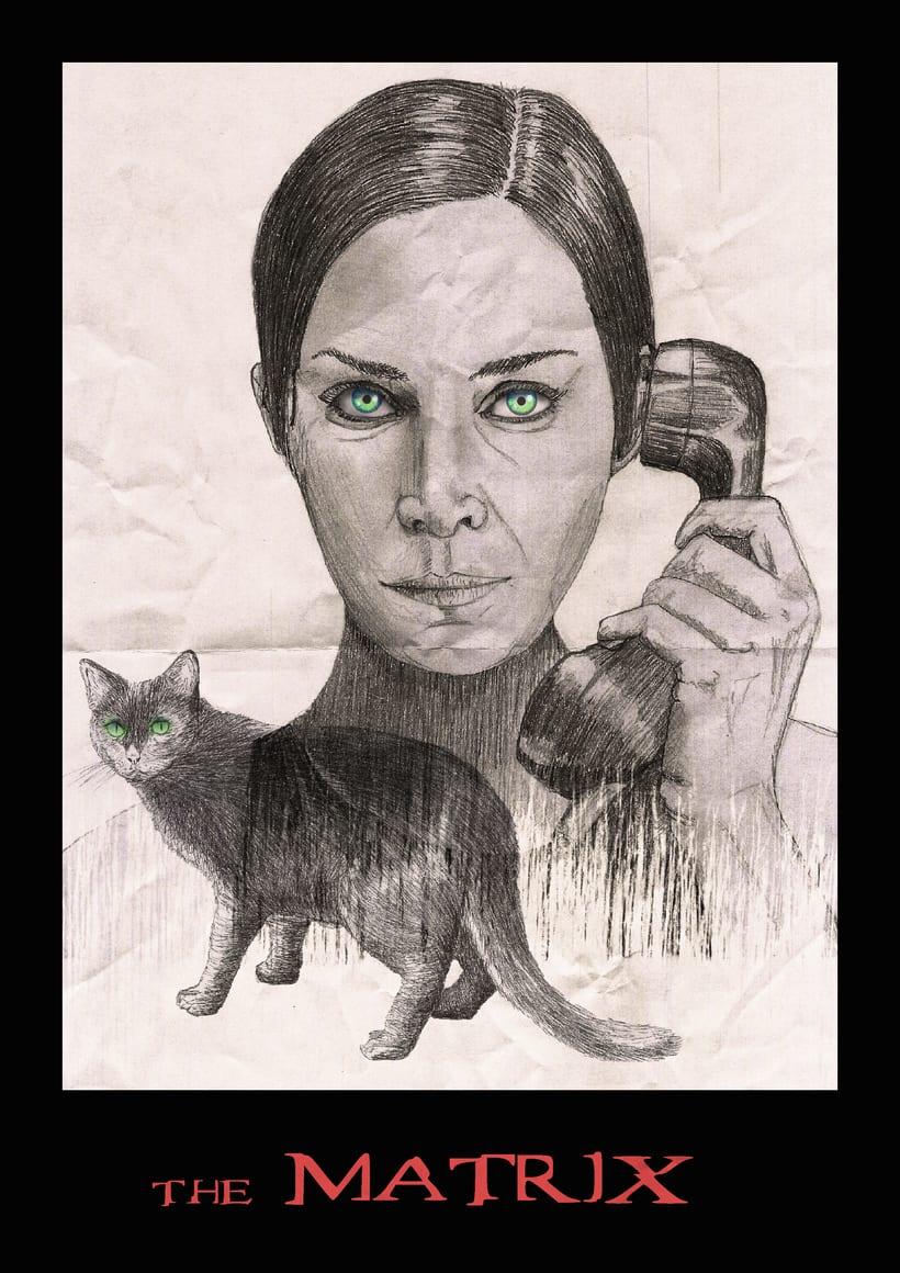 Mi Proyecto del curso: Ilustración artística y comercial 4