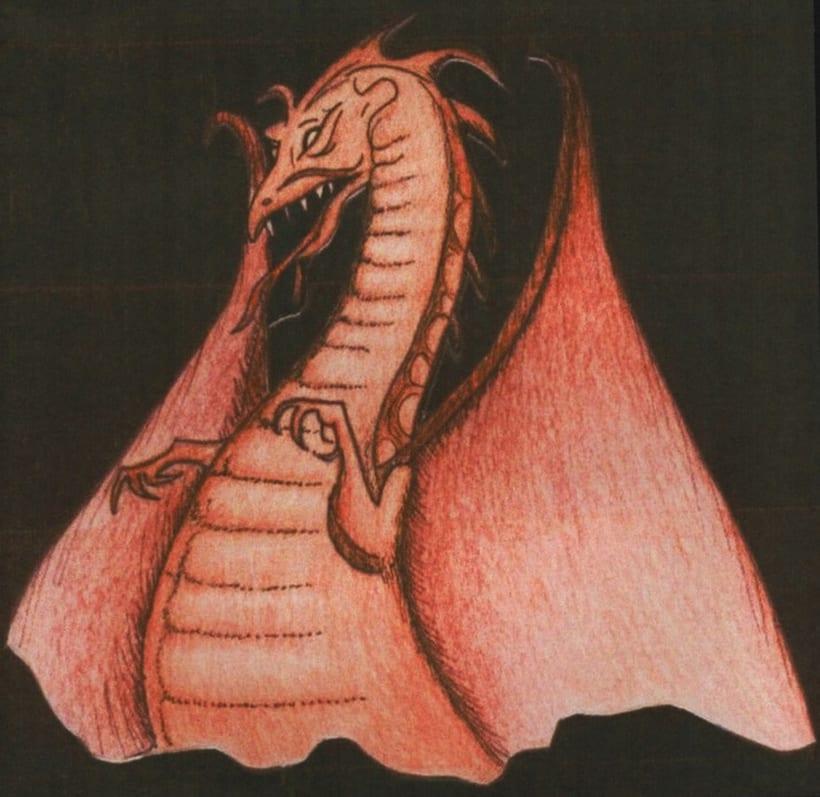 Dragon Rojo -1