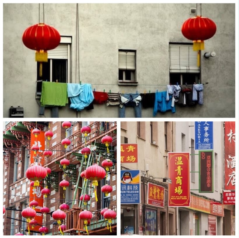 Chinatown en Madrid 10
