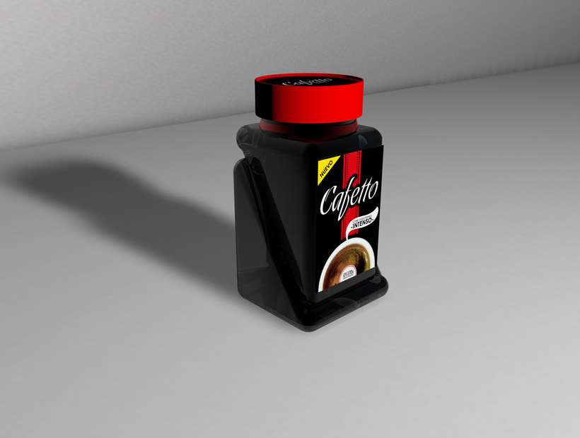 """Packaging """"Caffeto"""" 1"""