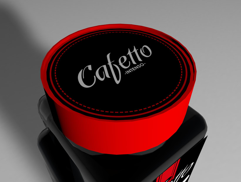 """Packaging """"Caffeto"""" 2"""