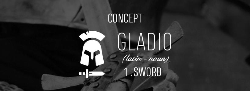 Gladio - Identidad Corporativa/Corporate Identity 1