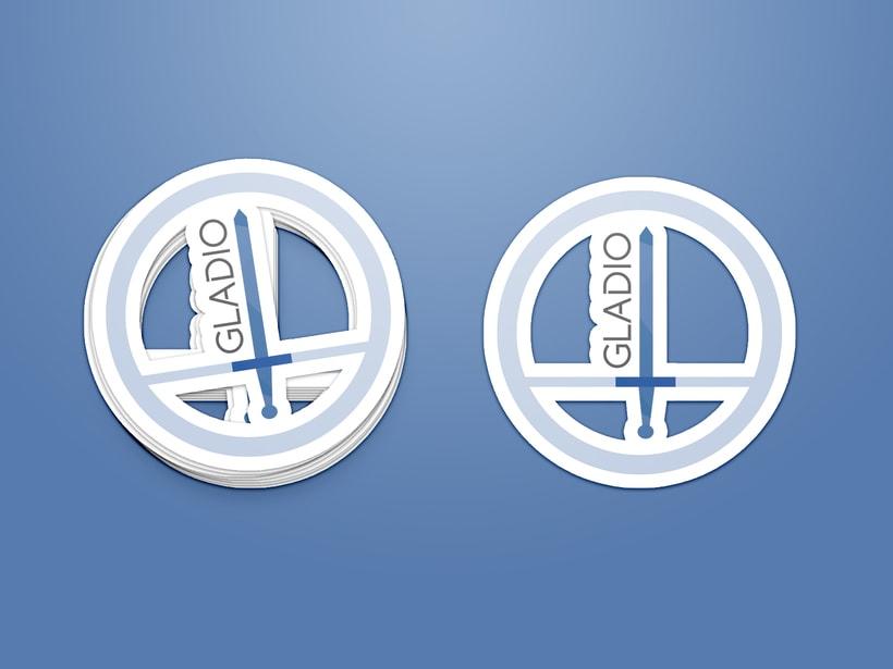 Gladio - Identidad Corporativa/Corporate Identity 6