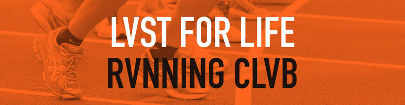 Lust For Life - Running Club -1