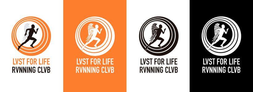 Lust For Life - Running Club 1
