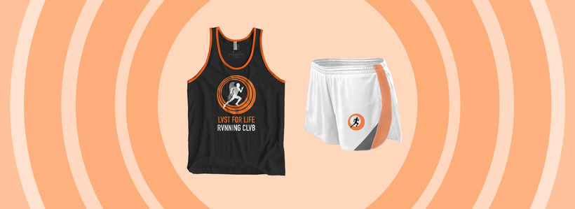 Lust For Life - Running Club 3