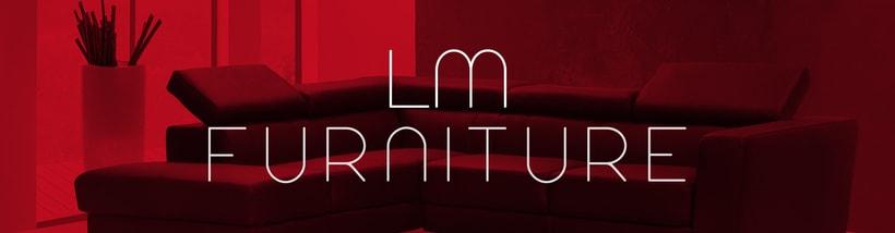 LM Furniture - Logotipo y Diseño Web/ Logo and Web Design 1