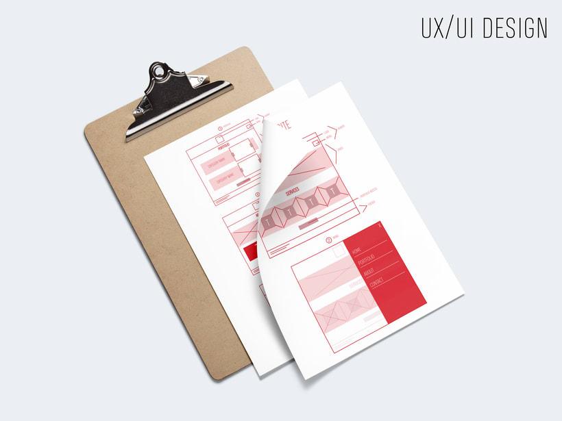LM Furniture - Logotipo y Diseño Web/ Logo and Web Design 5