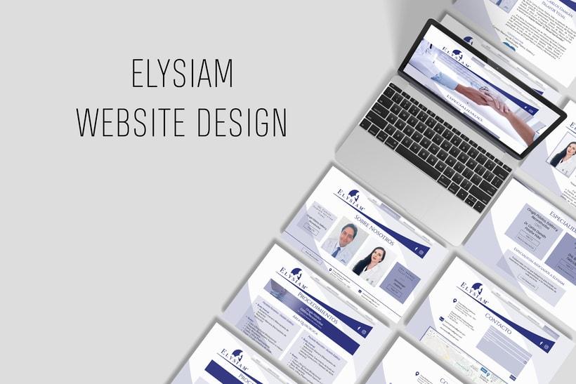 Elysiam - Diseño Web/Web Design -1