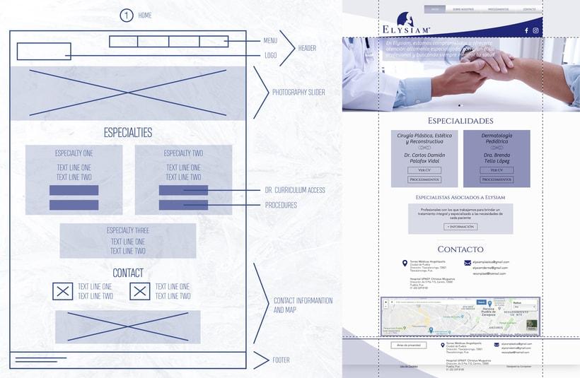 Elysiam - Diseño Web/Web Design 0