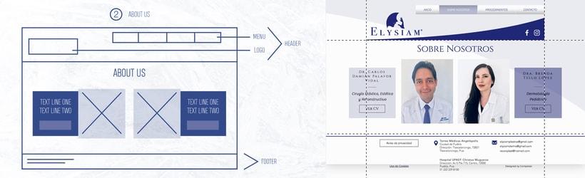 Elysiam - Diseño Web/Web Design 1