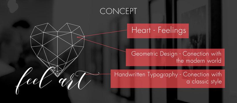 FeelArt - Diseño Web, App y de Logotipo/Web, App and Logo Design 0