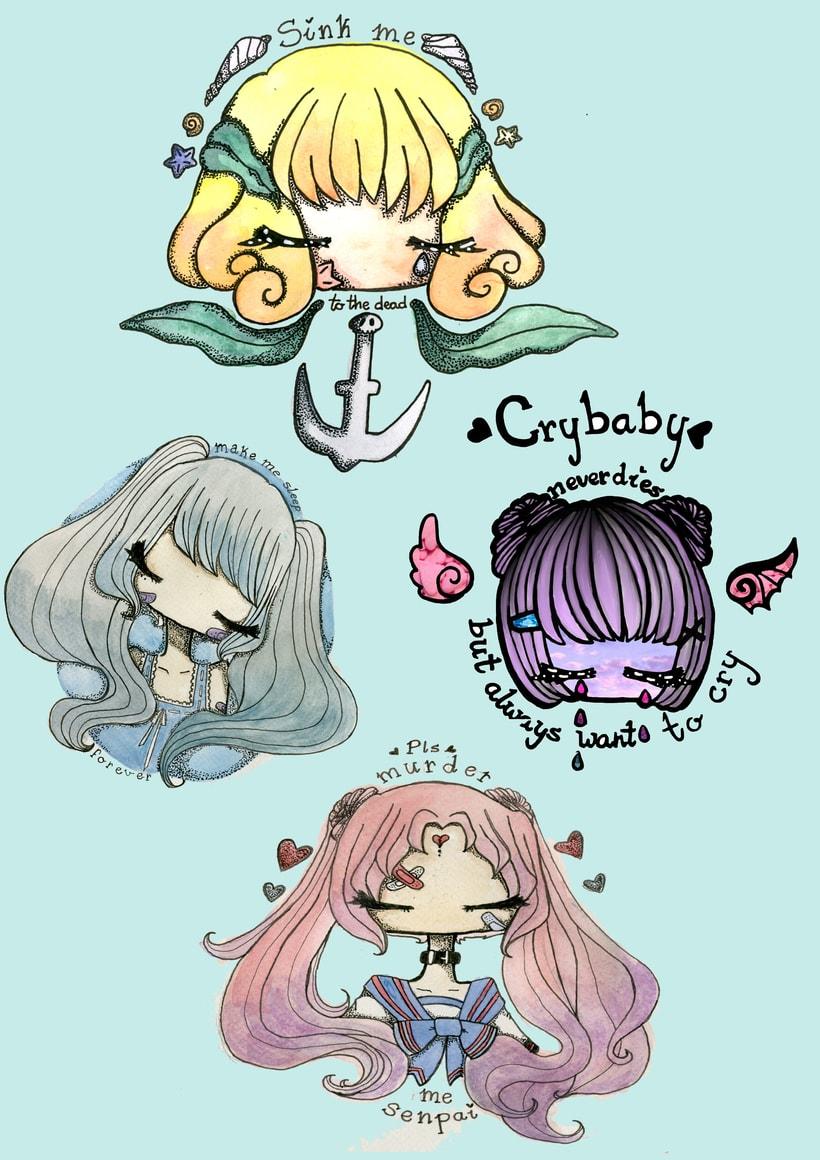 Crybabies 5
