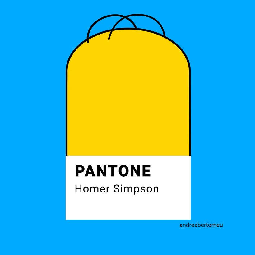 PANTONES 1