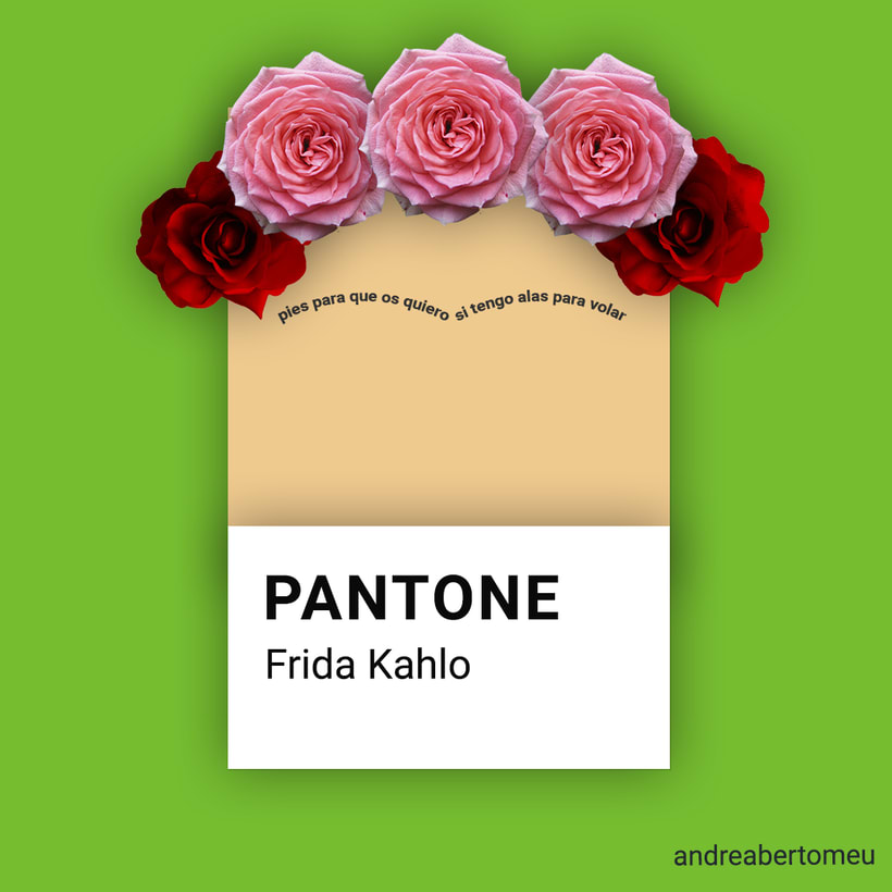 PANTONES 4
