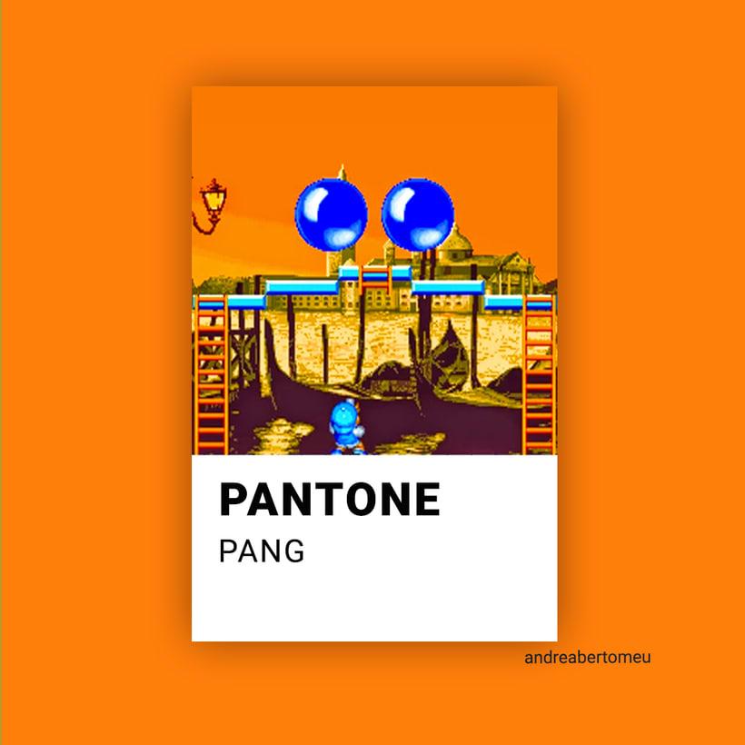 PANTONES 6