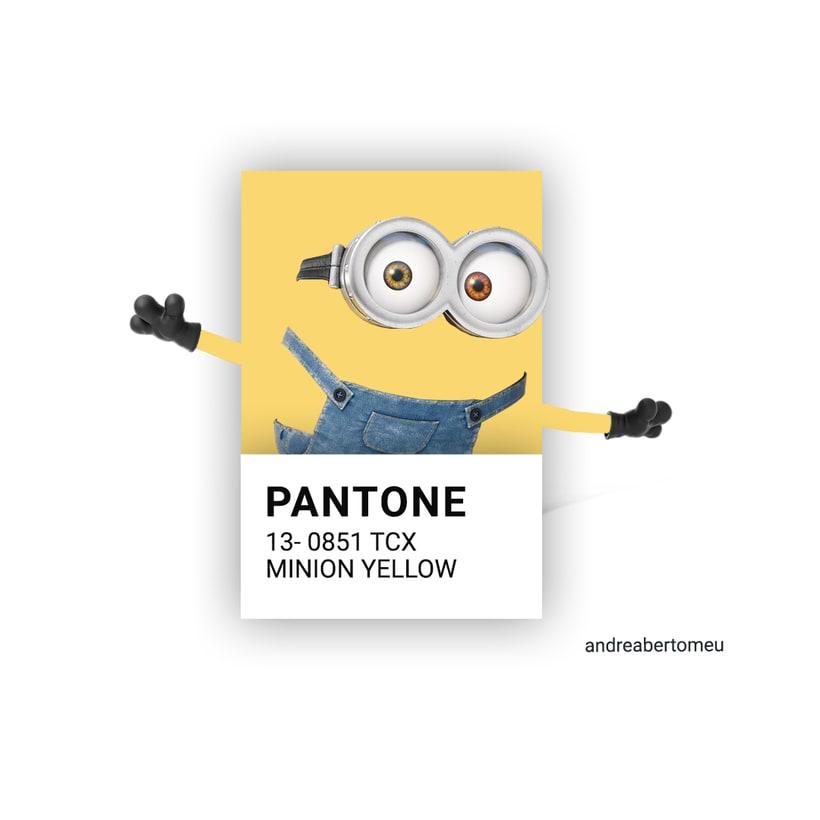 PANTONES 7