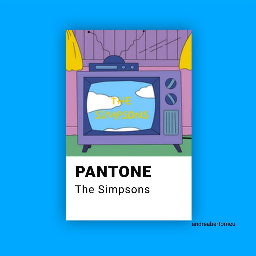 PANTONES 8