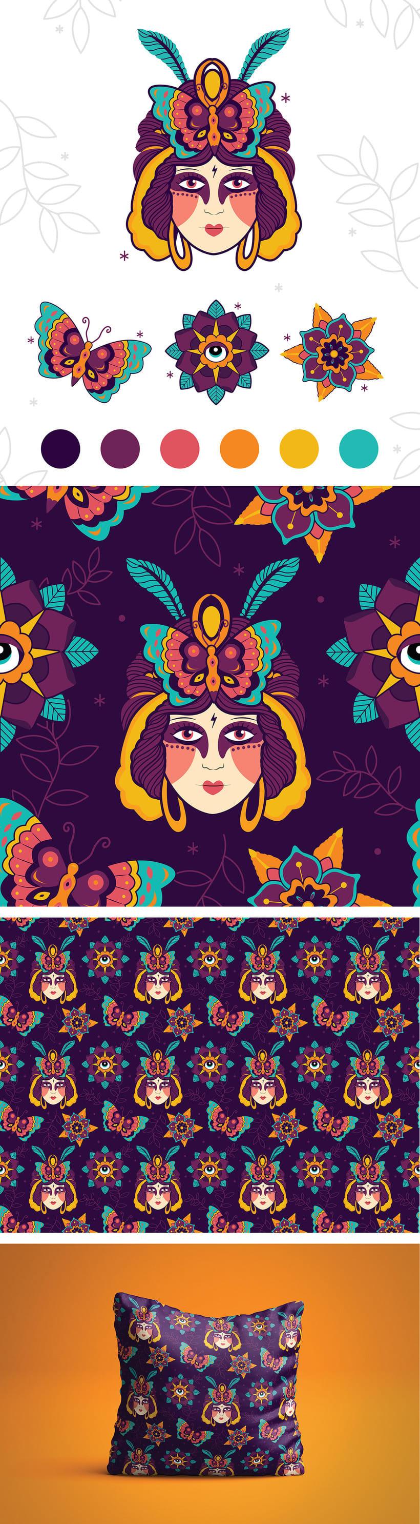 Abre tus ojos - Colombiatex 2018 0