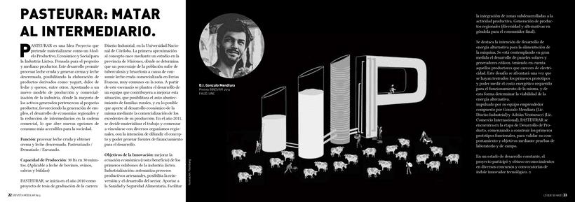 Diseño Editorial y Fotografía para Revista Modular 6