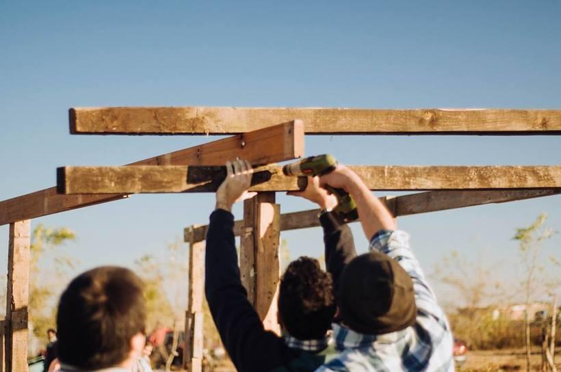 Fotografía Documental: Voluntariado Universitario, UNC 7