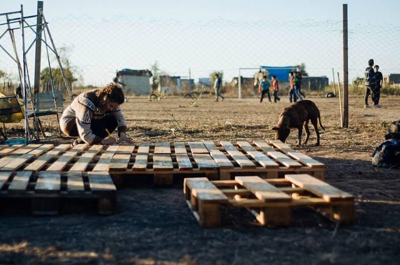 Fotografía Documental: Voluntariado Universitario, UNC 9