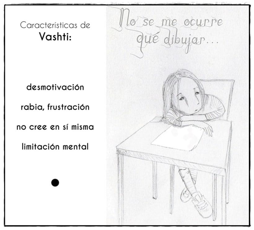 • El Punto • {Proyecto Final de Ilustración: Cuento infantil} 8
