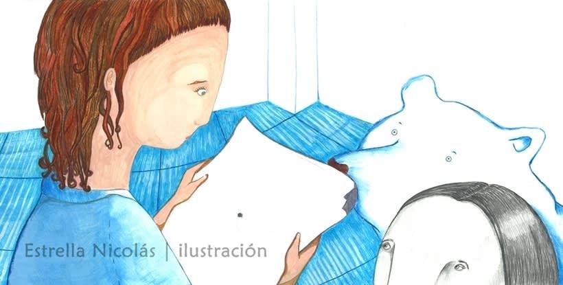 • El Punto • {Proyecto Final de Ilustración: Cuento infantil} 5