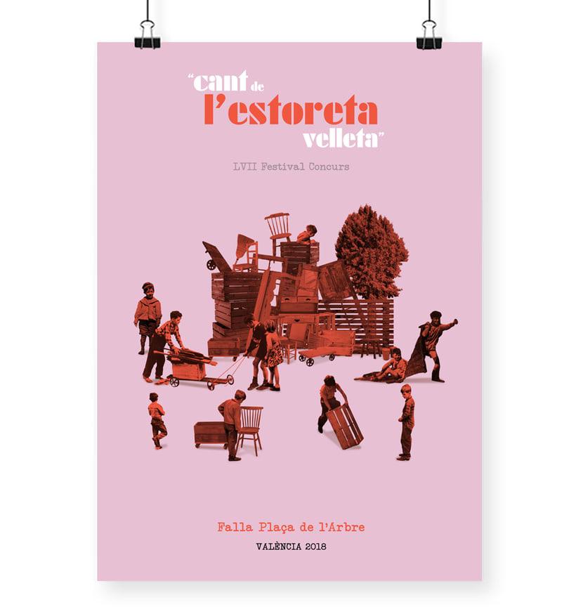 Estoreta Velleta 2018 0