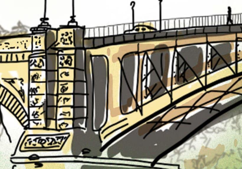 Centenario del Puente Nuevo 1918-2018. Ourense. (La Región). 3