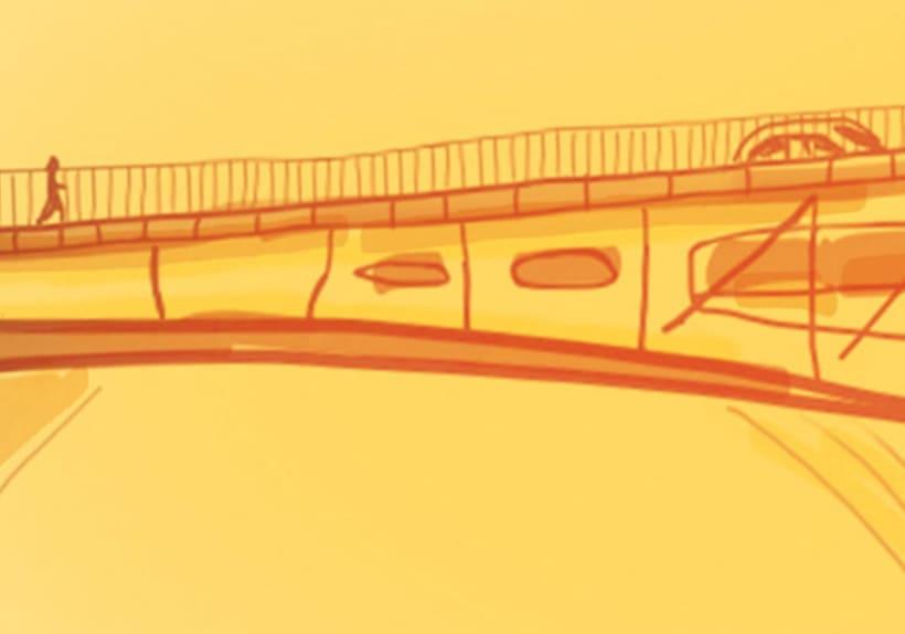 Centenario del Puente Nuevo 1918-2018. Ourense. (La Región). 5