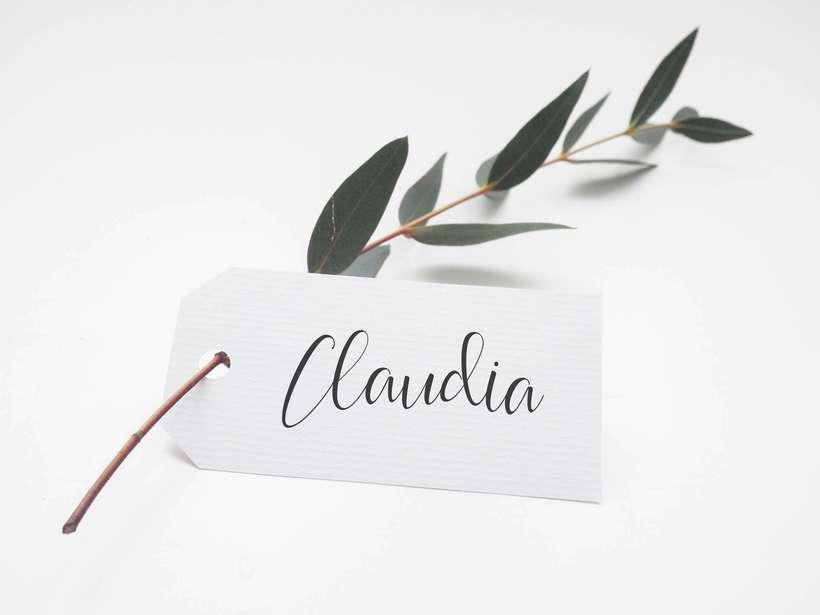 Branding de boda 1