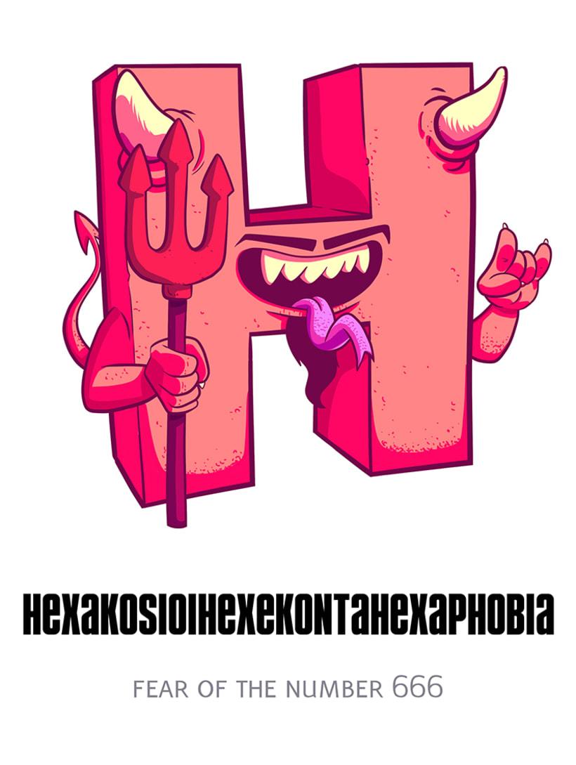The Alphobiat (36 Days of Type V edition) 10