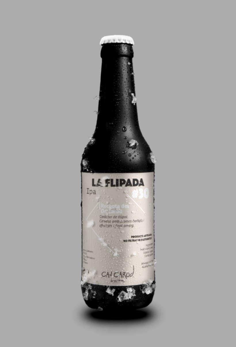 Cervesa Can Carod.  4