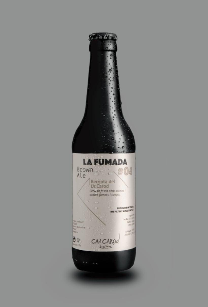Cervesa Can Carod.  5